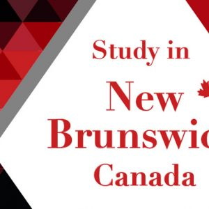 Study in New Brunswick, Canada